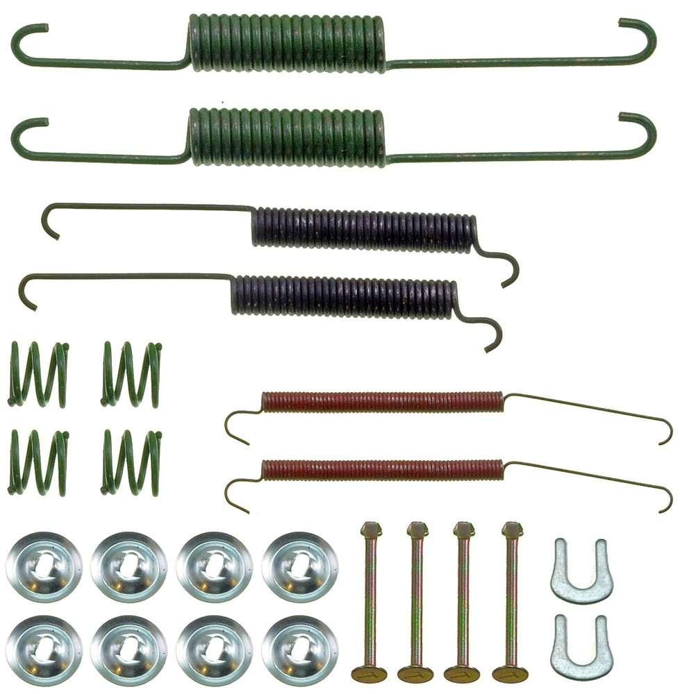 DORMAN - FIRST STOP - Drum Brake Hardware Kit (Rear) - DBP HW17334