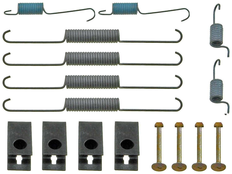 DORMAN - FIRST STOP - Drum Brake Hardware Kit (Rear) - DBP HW17376