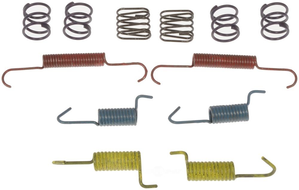 DORMAN - FIRST STOP - Parking Brake Hardware Kit - DBP HW17389
