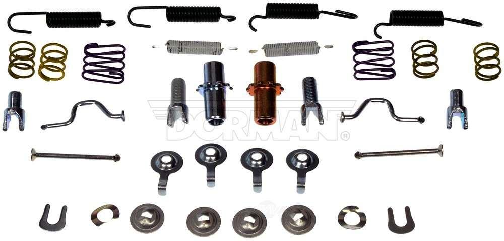 DORMAN - FIRST STOP - Parking Brake Hardware Kit (Rear) - DBP HW17393