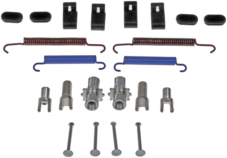 DORMAN - FIRST STOP - Parking Brake Hardware Kit (Rear) - DBP HW17444