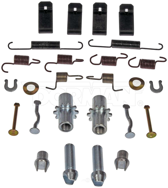 DORMAN - FIRST STOP - Drum Brake Hardware Kit (Rear) - DBP HW17542