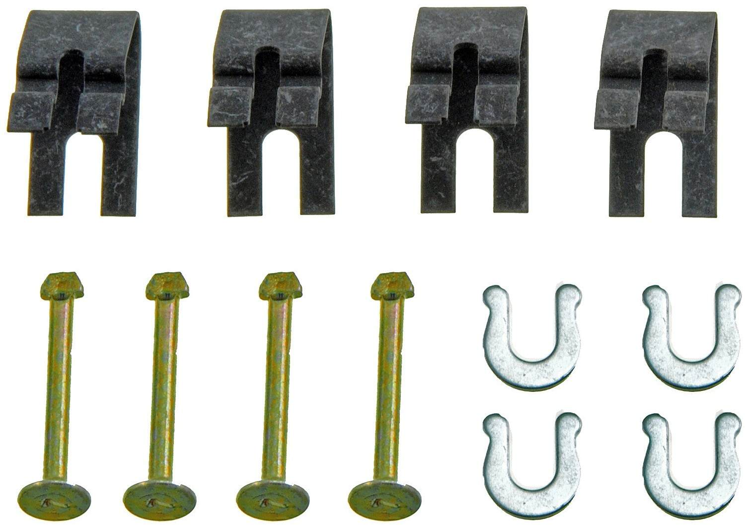 DORMAN - FIRST STOP - Brake Shoes Hold Down Kit (Front) - DBP HW24001