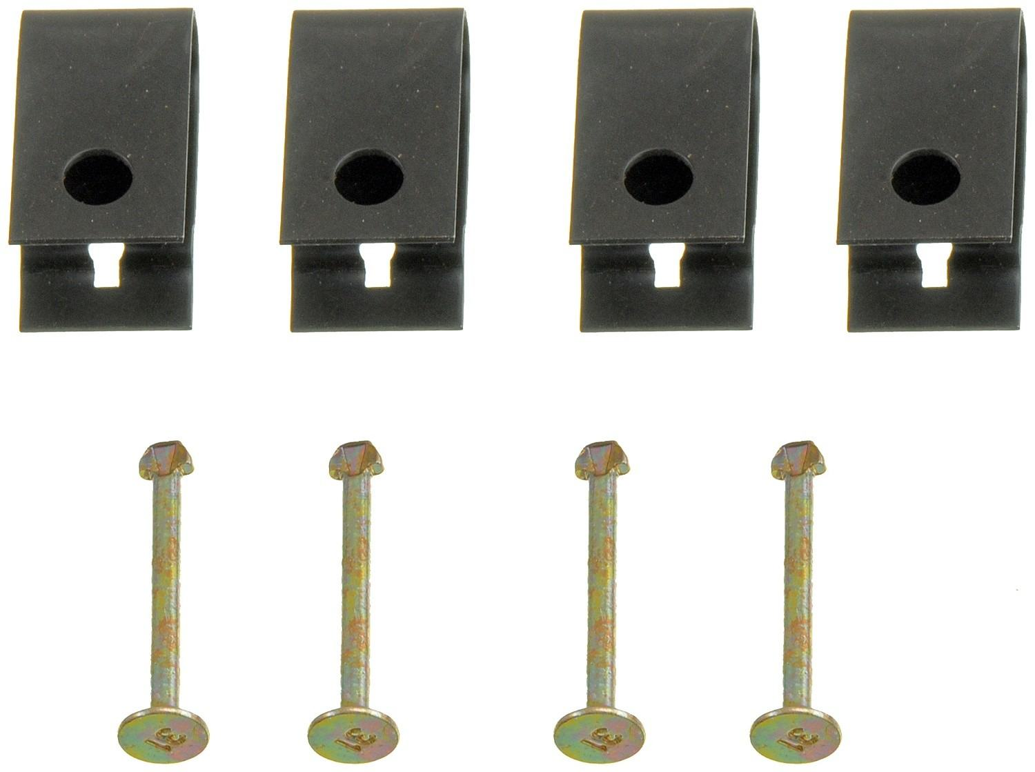 DORMAN - FIRST STOP - Brake Shoes Hold Down Kit (Rear) - DBP HW24024