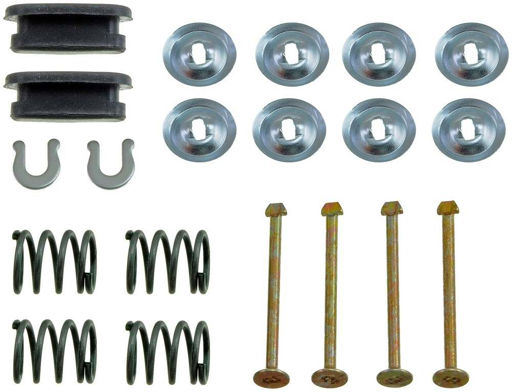 DORMAN - FIRST STOP - Brake Shoes Hold Down Kit (Rear) - DBP HW24065