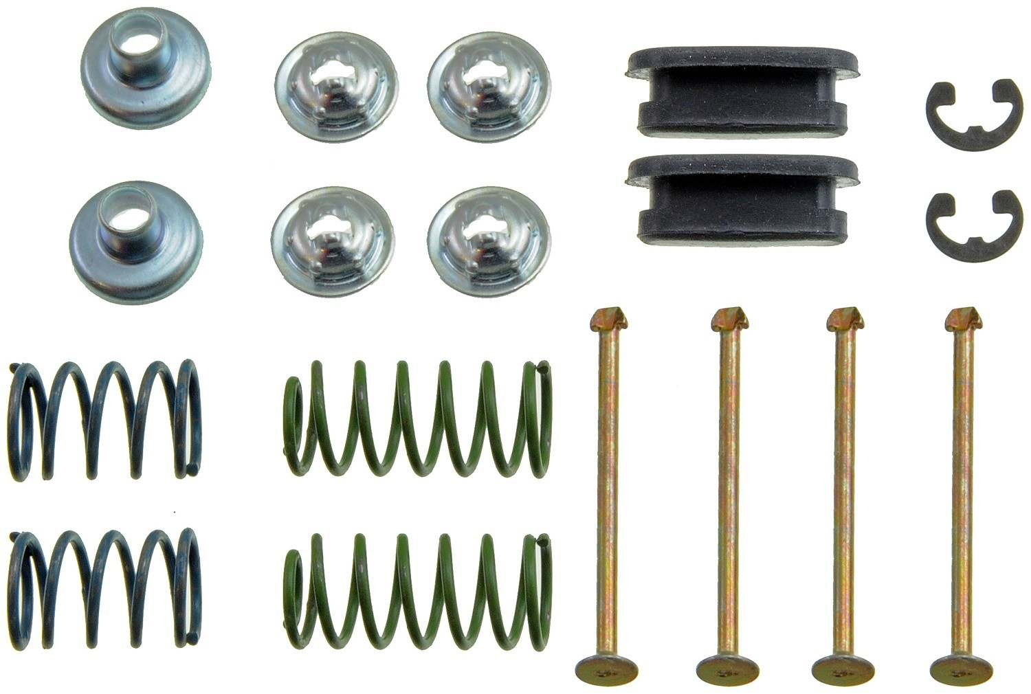DORMAN - FIRST STOP - Brake Shoes Hold Down Kit - DBP HW4060