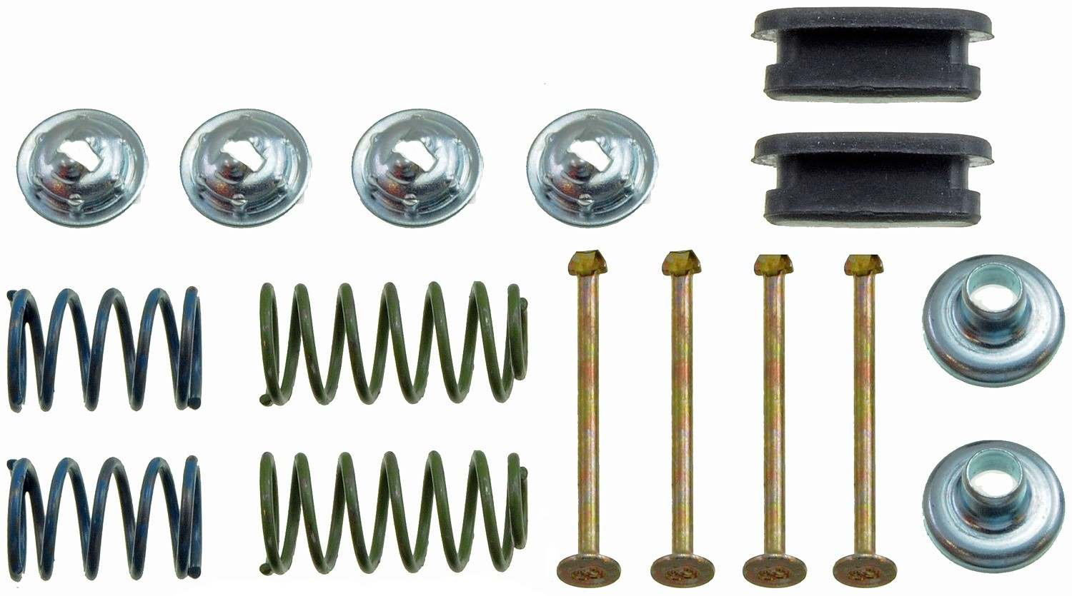 DORMAN - FIRST STOP - Brake Shoes Hold Down Kit - DBP HW4064