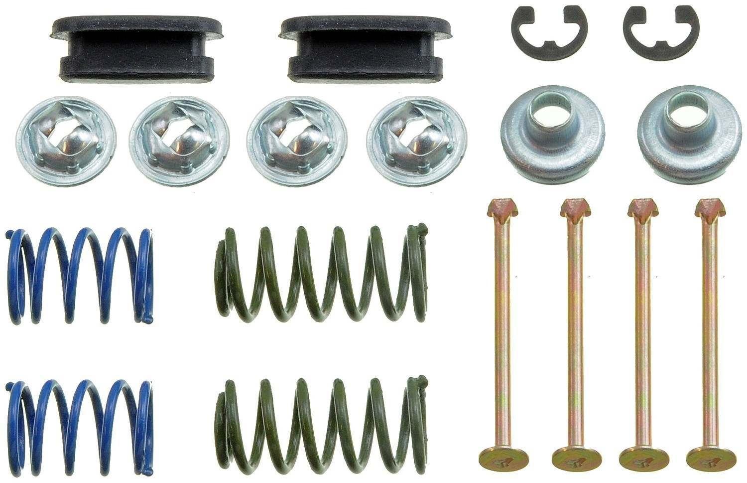 DORMAN - FIRST STOP - Brake Shoes Hold Down Kit - DBP HW4067