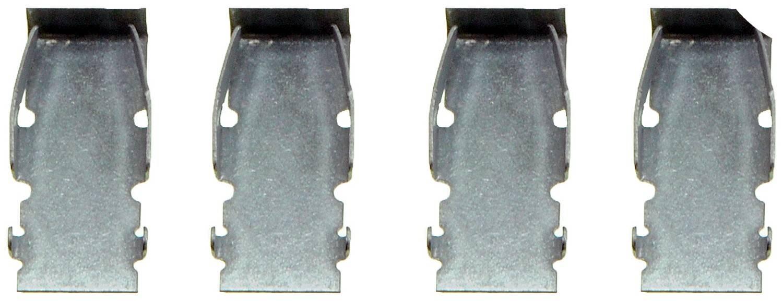 DORMAN - FIRST STOP - Disc Brake Hardware Kit (Front) - DBP HW5456