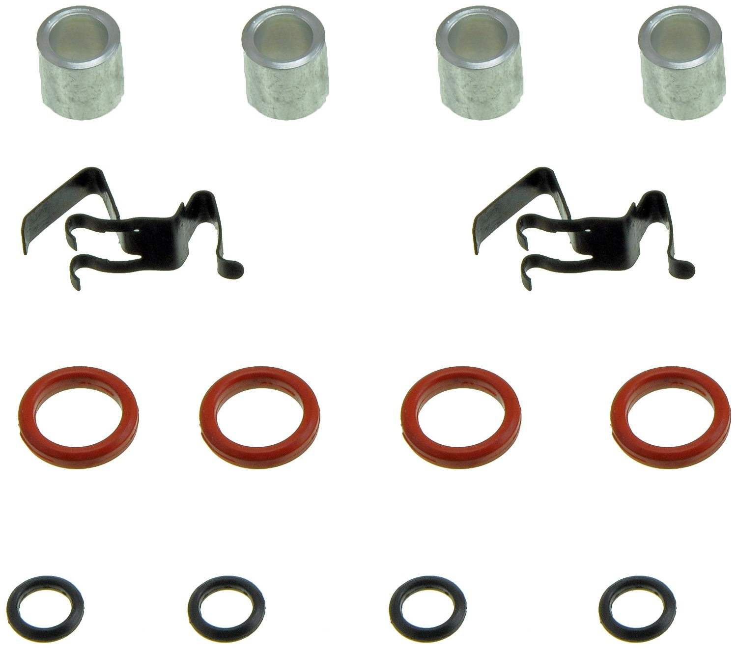 DORMAN - FIRST STOP - Disc Brake Hardware Kit (Front) - DBP HW5563