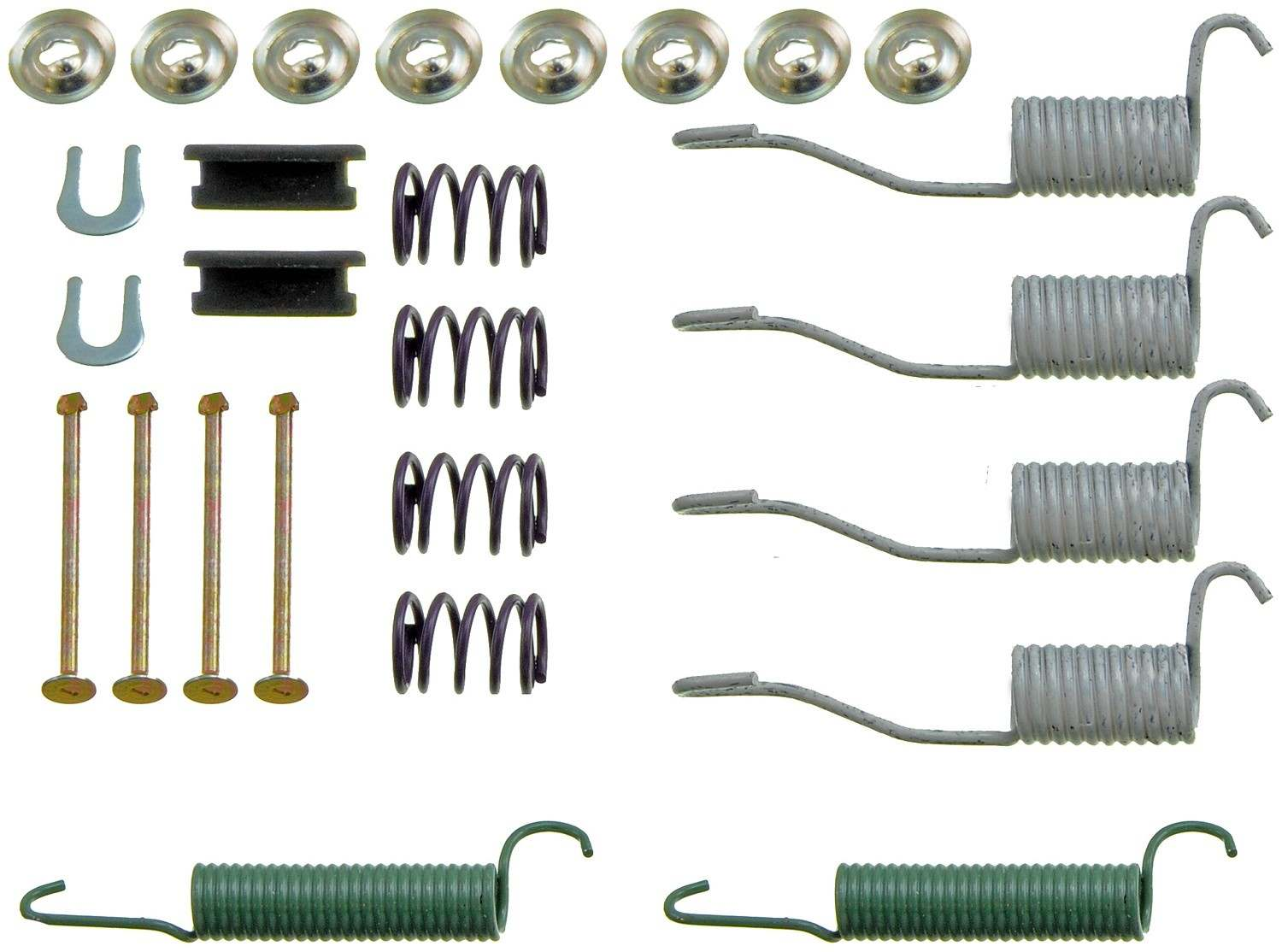 DORMAN - FIRST STOP - Drum Brake Hardware Kit - DBP HW7197