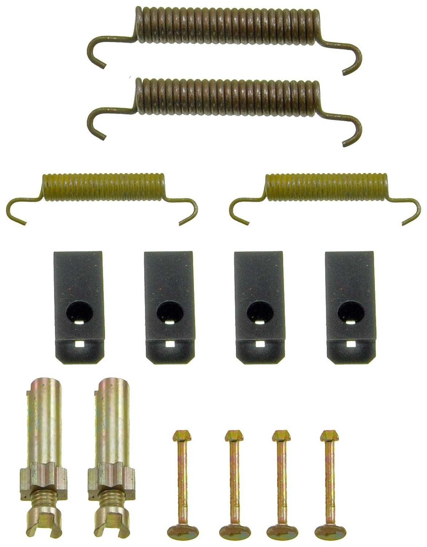 DORMAN - FIRST STOP - Parking Brake Hardware Kit (Rear) - DBP HW7300