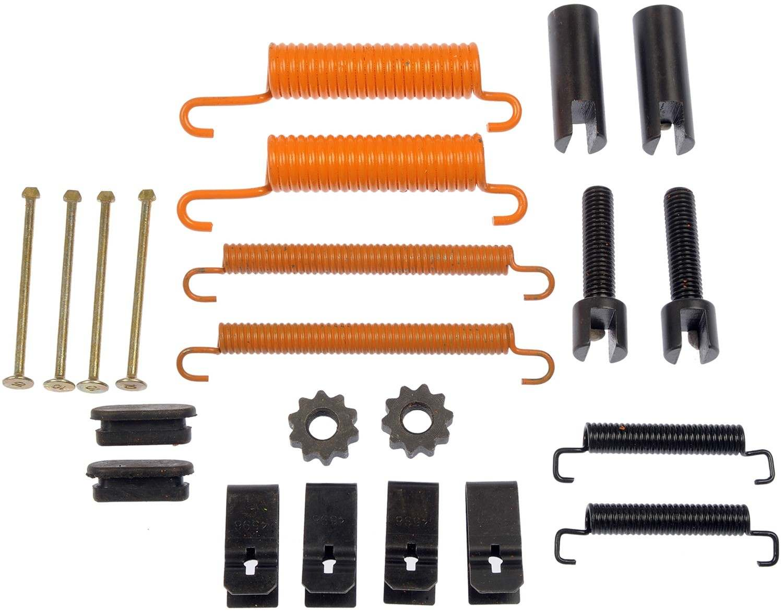 DORMAN - FIRST STOP - Parking Brake Hardware Kit (Rear) - DBP HW7337