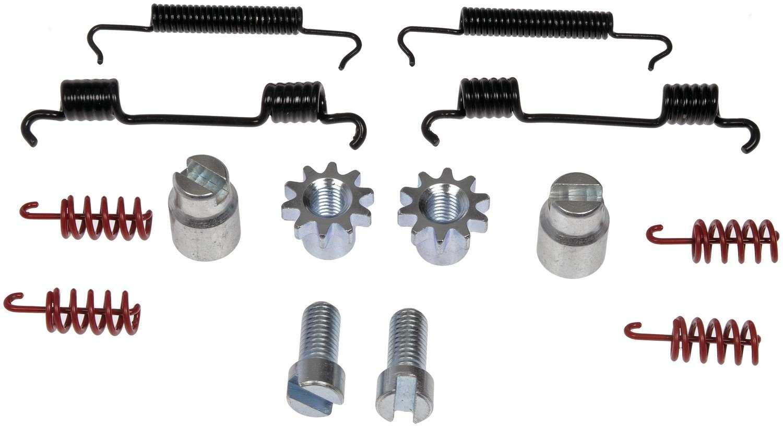 DORMAN - FIRST STOP - Parking Brake Hardware Kit (Rear) - DBP HW7352