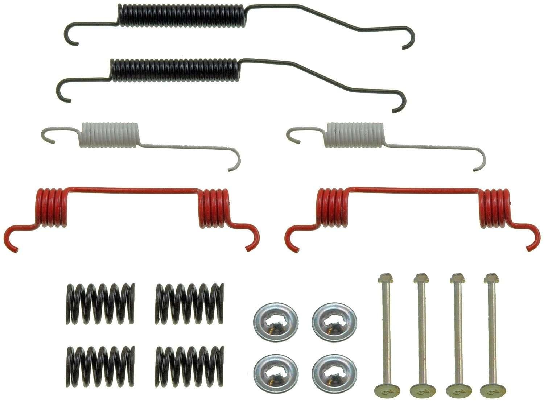DORMAN - FIRST STOP - Drum Brake Hardware Kit (Rear) - DBP HW7410