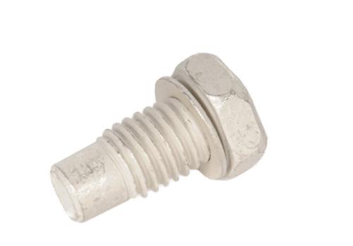 ACDELCO GM ORIGINAL EQUIPMENT - A/C Compressor Oil Fill Plug - DCB 15-2347