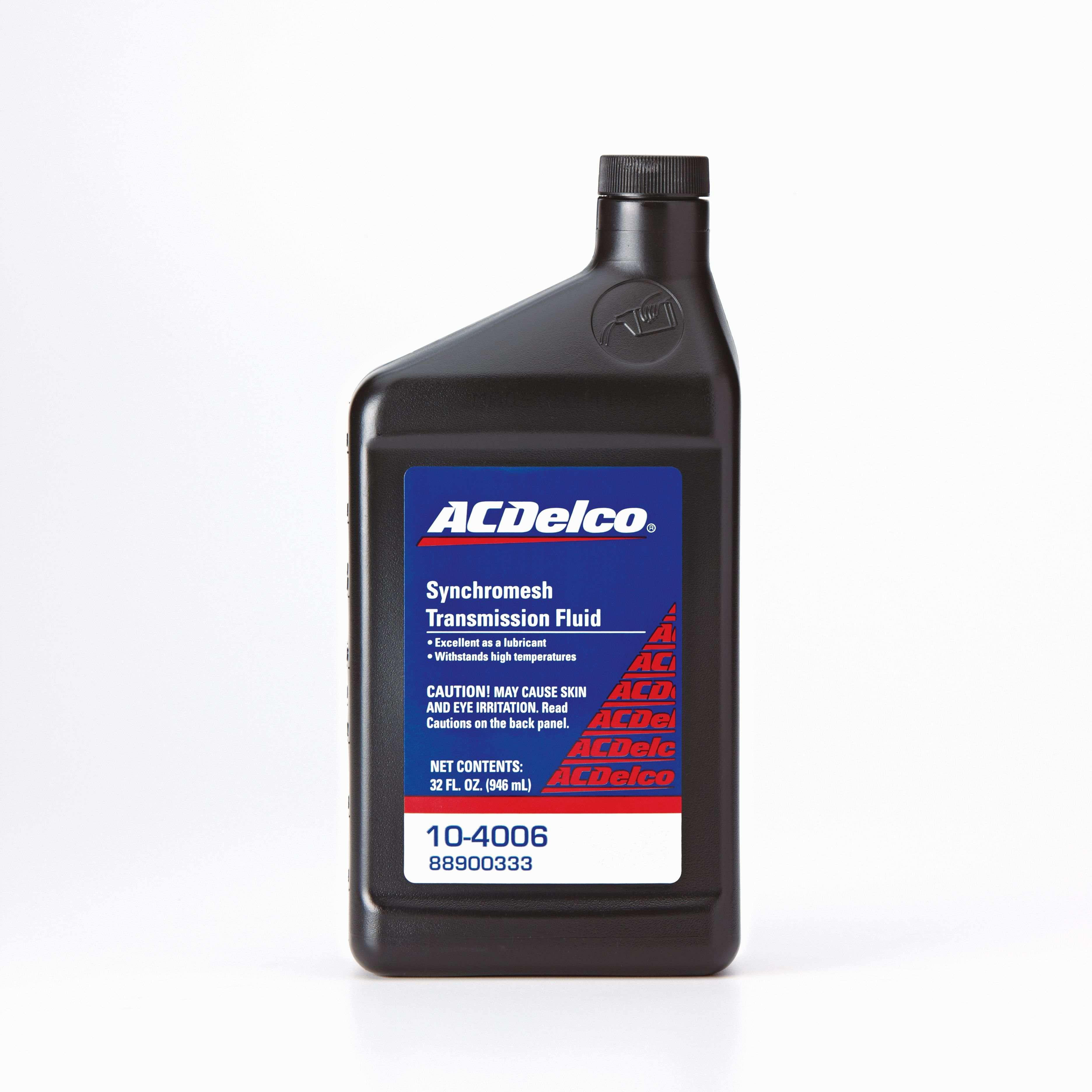 ACDELCO GM ORIGINAL EQUIPMENT - Manual Transmission Fluid - DCB 10-4006