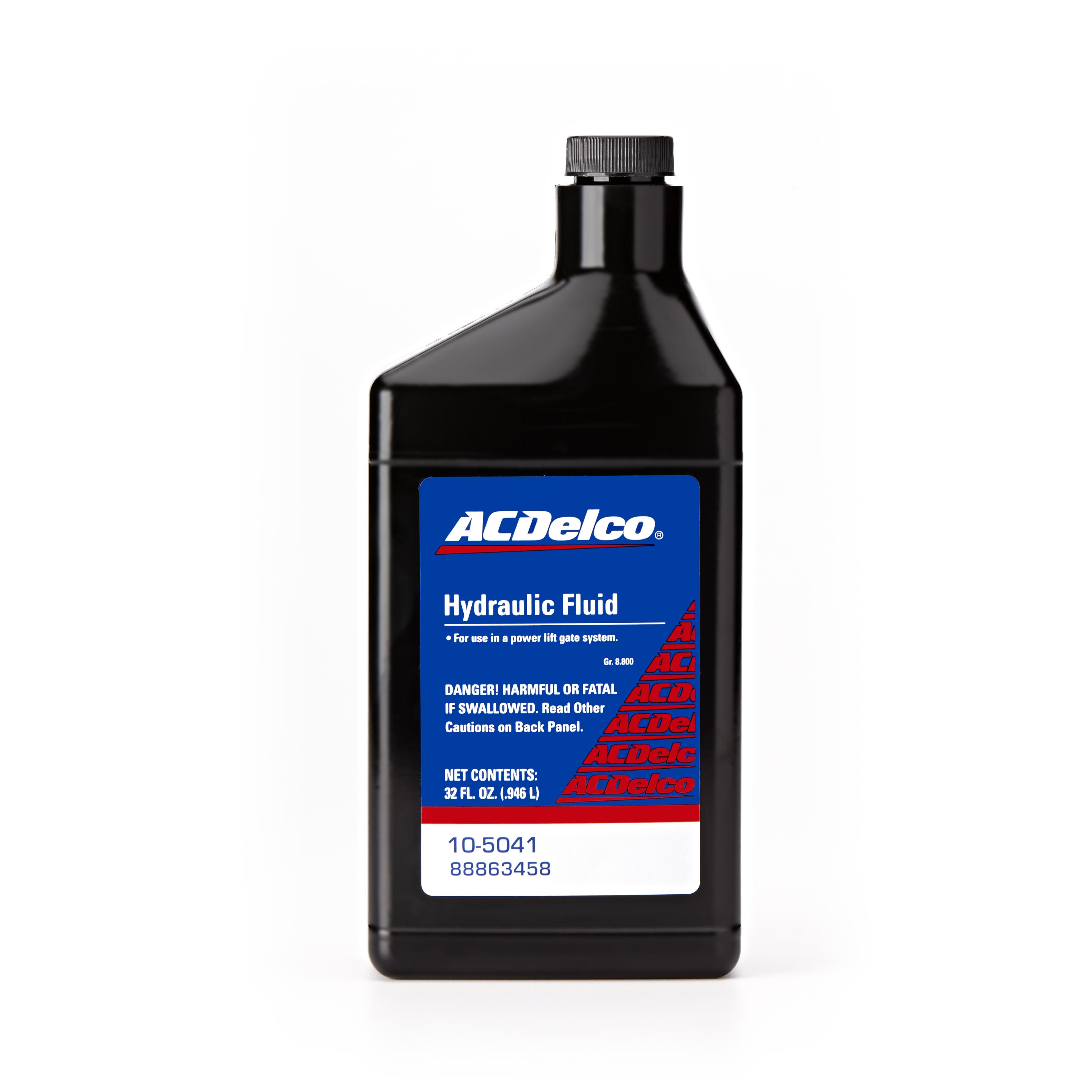 ACDELCO GM ORIGINAL EQUIPMENT - Hydraulic System Fluid - DCB 10-5041