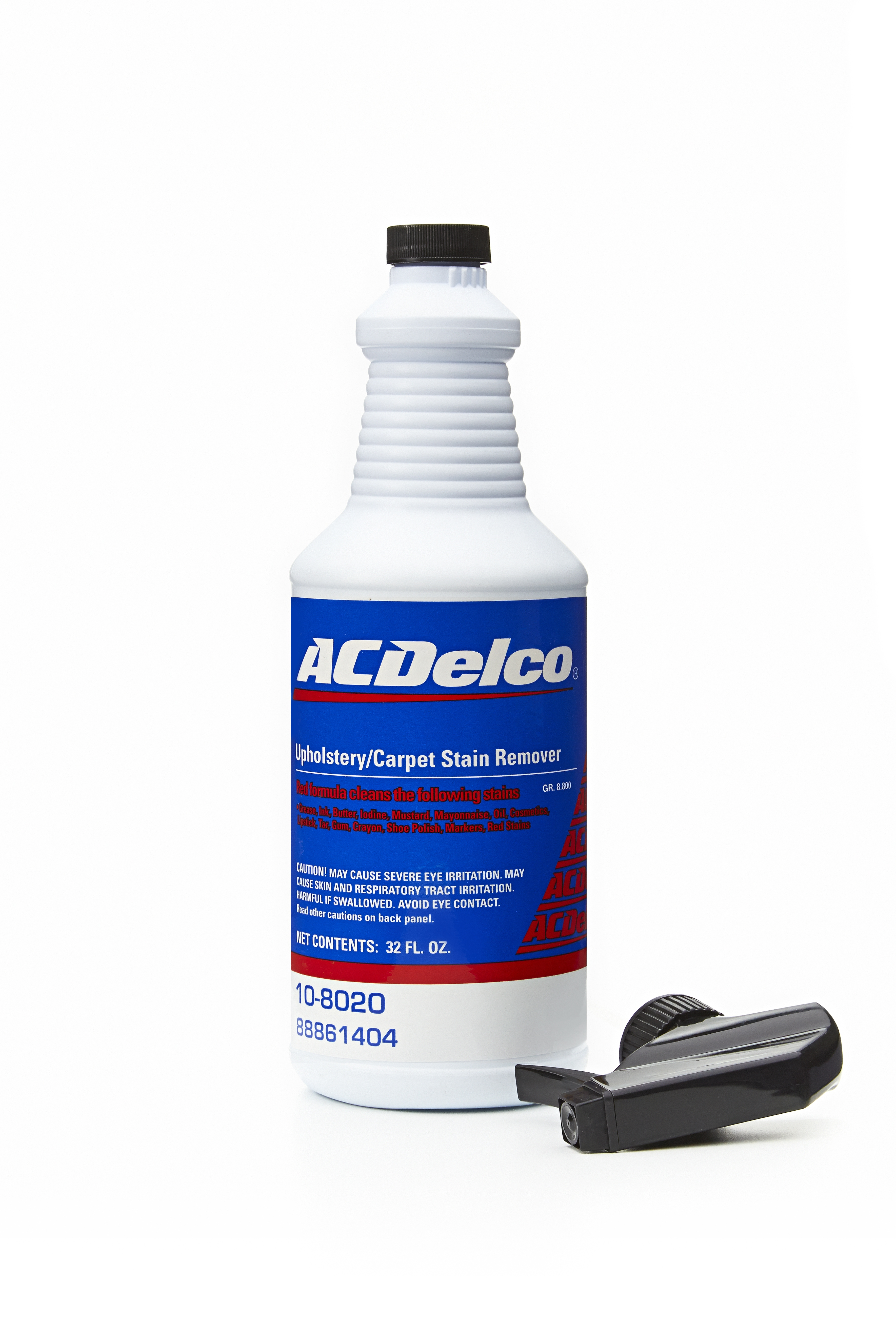 ACDELCO GM ORIGINAL EQUIPMENT - Upholstery Cleaner - DCB 10-8020