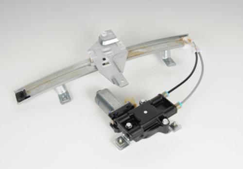 ACDELCO GM ORIGINAL EQUIPMENT - Power Window Motor and Regulator Assembly - DCB 10321731