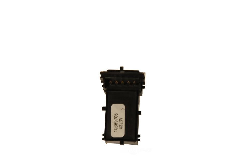 ACDELCO GM ORIGINAL EQUIPMENT - Door Lock Switch - DCB 10369705
