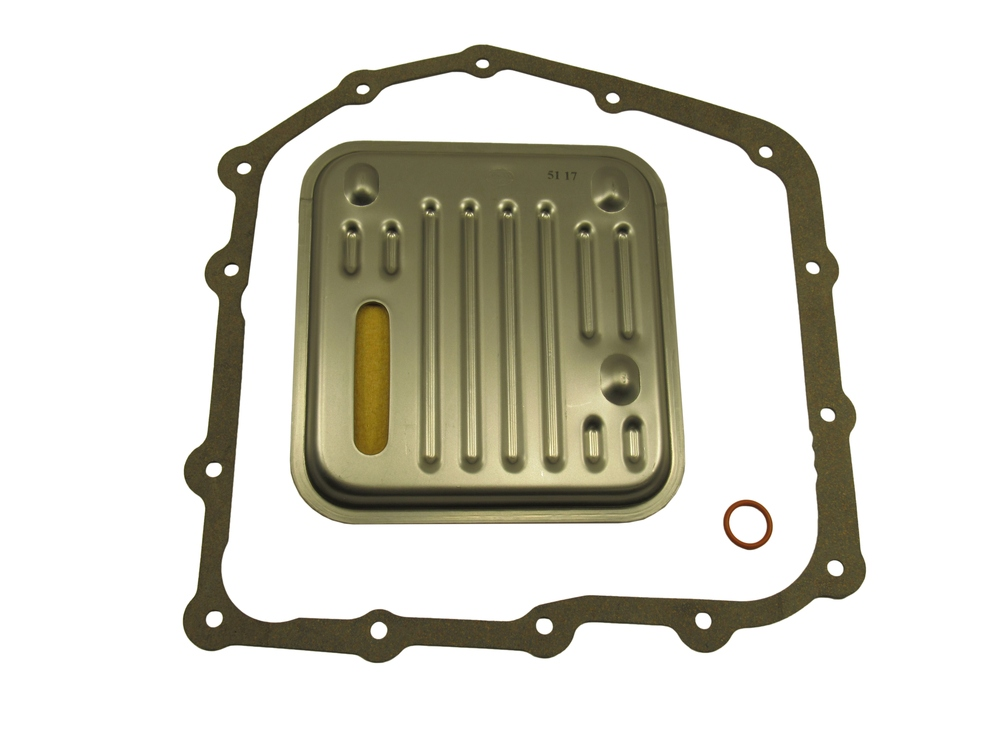 ACDELCO GOLD/PROFESSIONAL - Transmission Filter Kit - DCC TF242