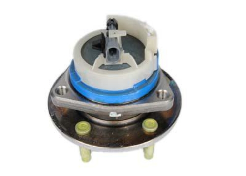 ACDELCO GM ORIGINAL EQUIPMENT - Wheel Bearing and Hub Assembly - DCB FW129