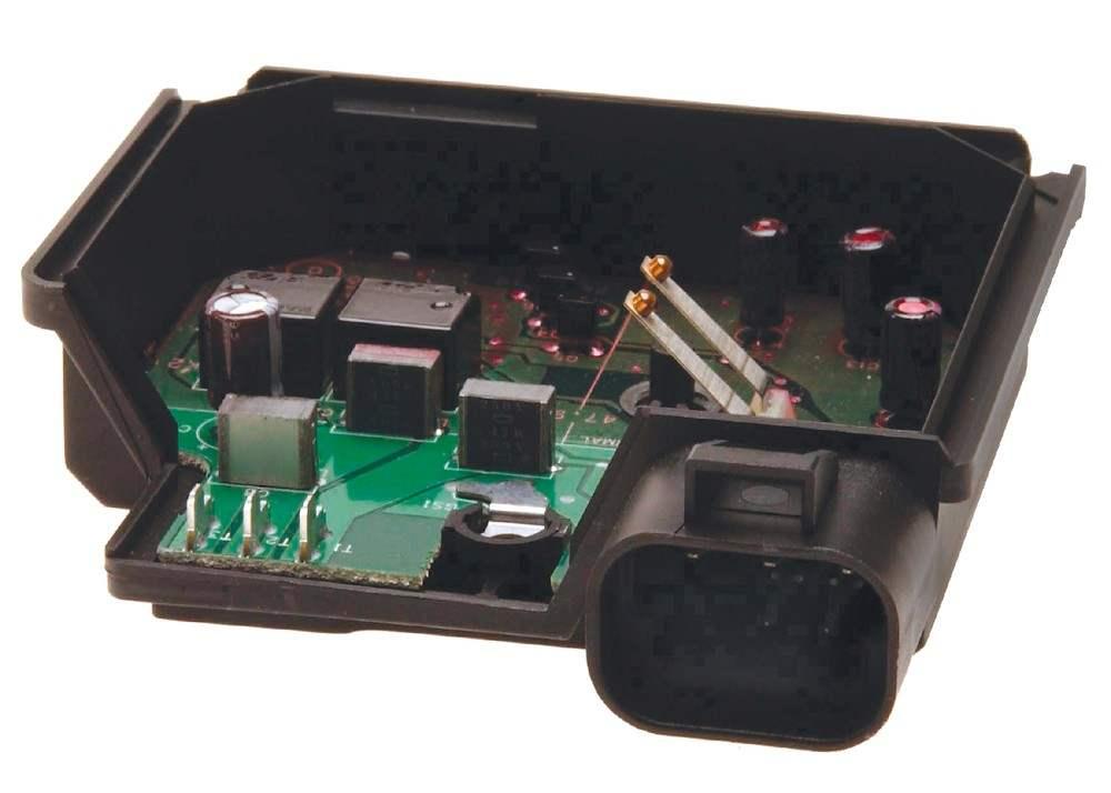 ACDELCO OE SERVICE - Windshield Wiper Pulse Control Module - DCB 12494841