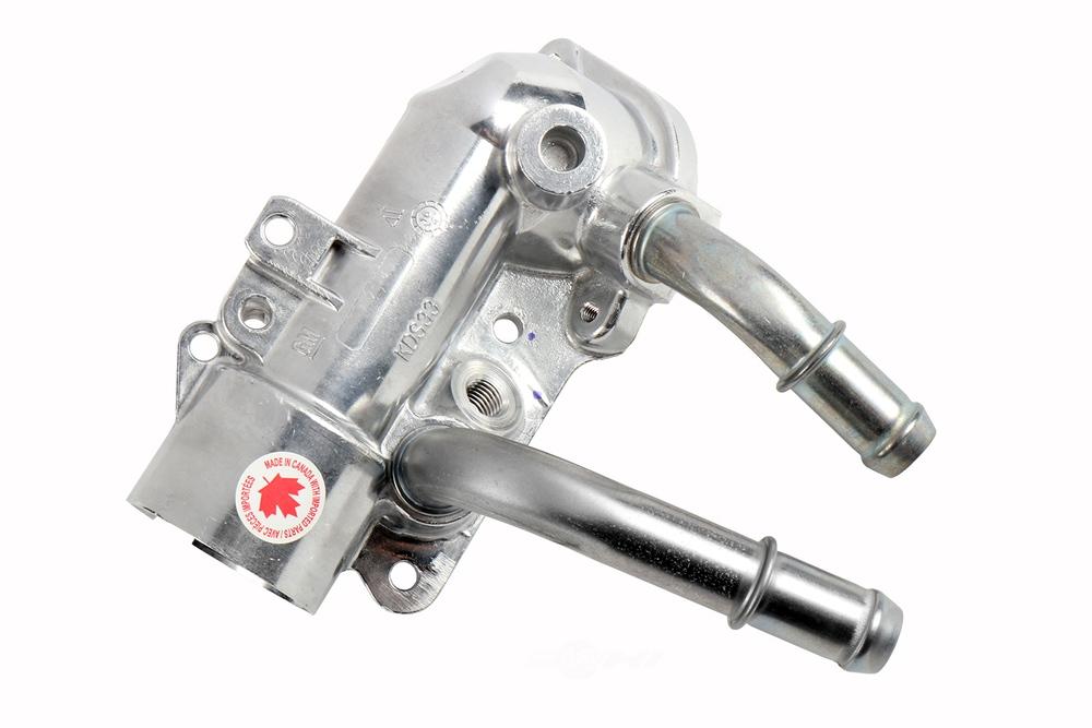 ACDELCO GM ORIGINAL EQUIPMENT - Engine Coolant Thermostat Housing - DCB 12597172