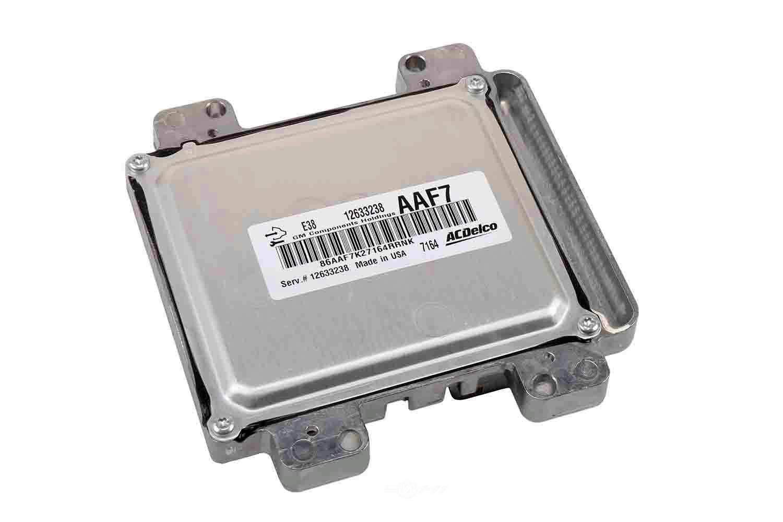 ACDELCO GM ORIGINAL EQUIPMENT - Engine Control Module - DCB 12633238