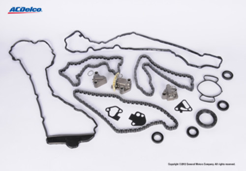 ACDELCO OE SERVICE - Engine Timing Chain Kit - DCB 12651450