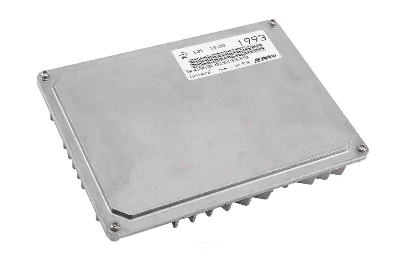 ACDELCO OE SERVICE - Engine Control Module (W/ 2nd Mpu) & (W/O Calibrator) - DCB 12651993