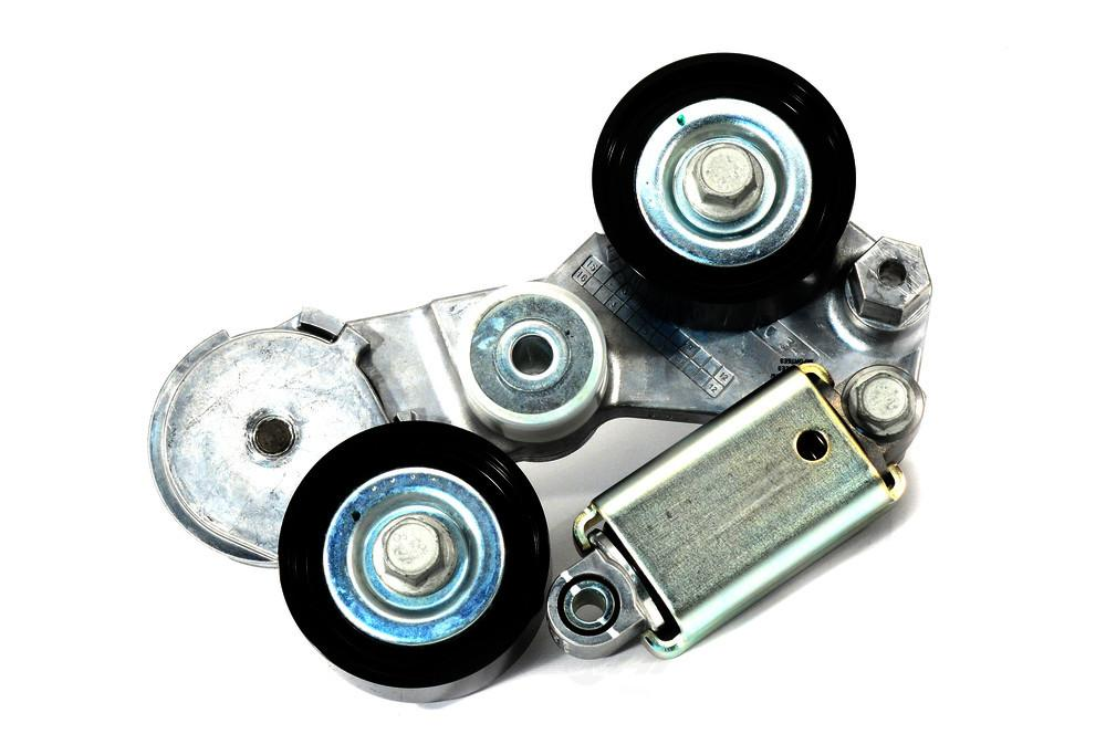 ACDELCO GM ORIGINAL EQUIPMENT - Accessory Drive Belt Tensioner Assembly - DCB 12663047