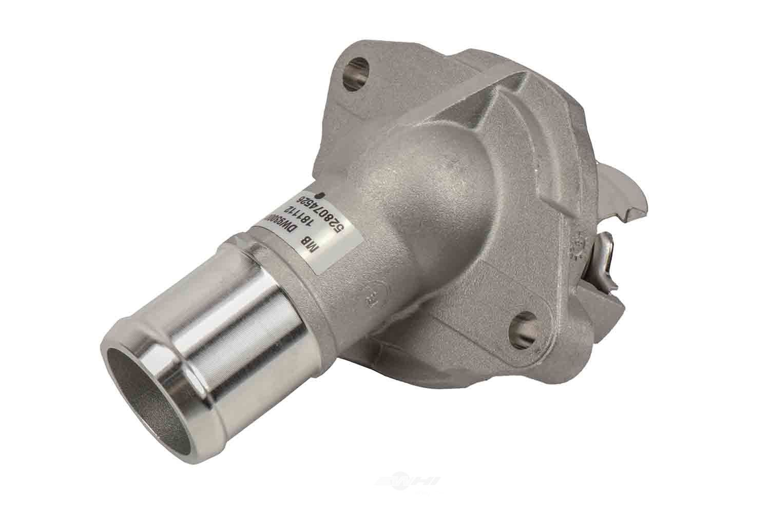 ACDELCO GM ORIGINAL EQUIPMENT - Engine Coolant Thermostat / Water Inlet Assembly - DCB 15-81835