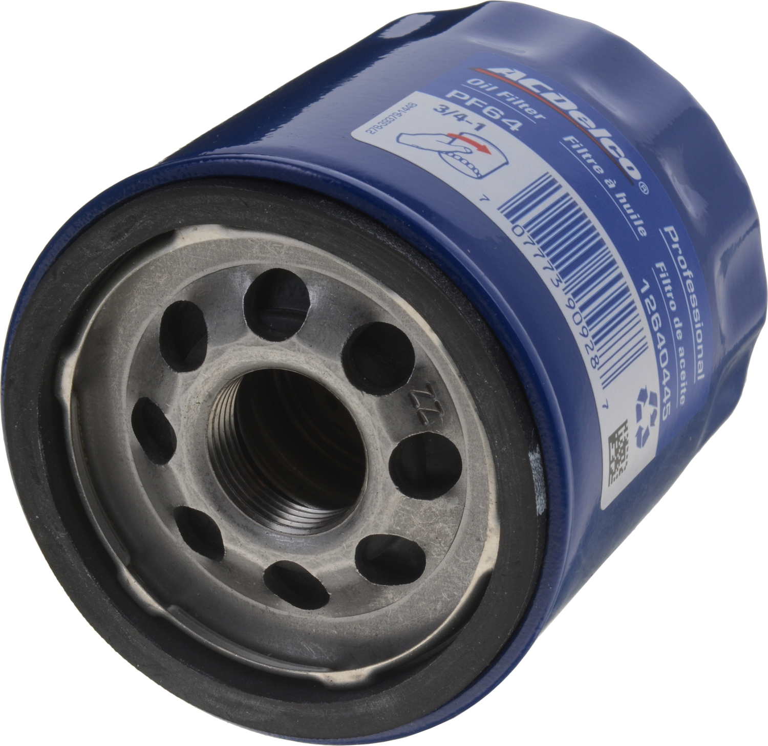 ACDELCO GM ORIGINAL EQUIPMENT - Engine Oil Filter - DCB PF63E