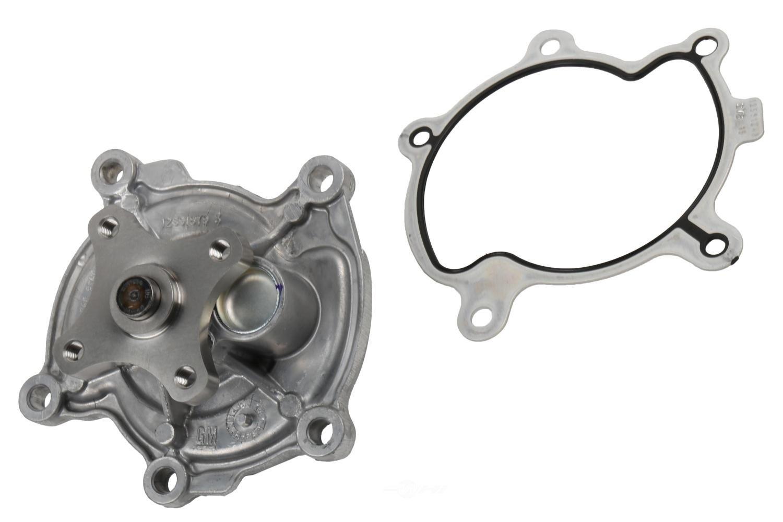 ACDELCO GM ORIGINAL EQUIPMENT - Engine Water Pump - DCB 251-697