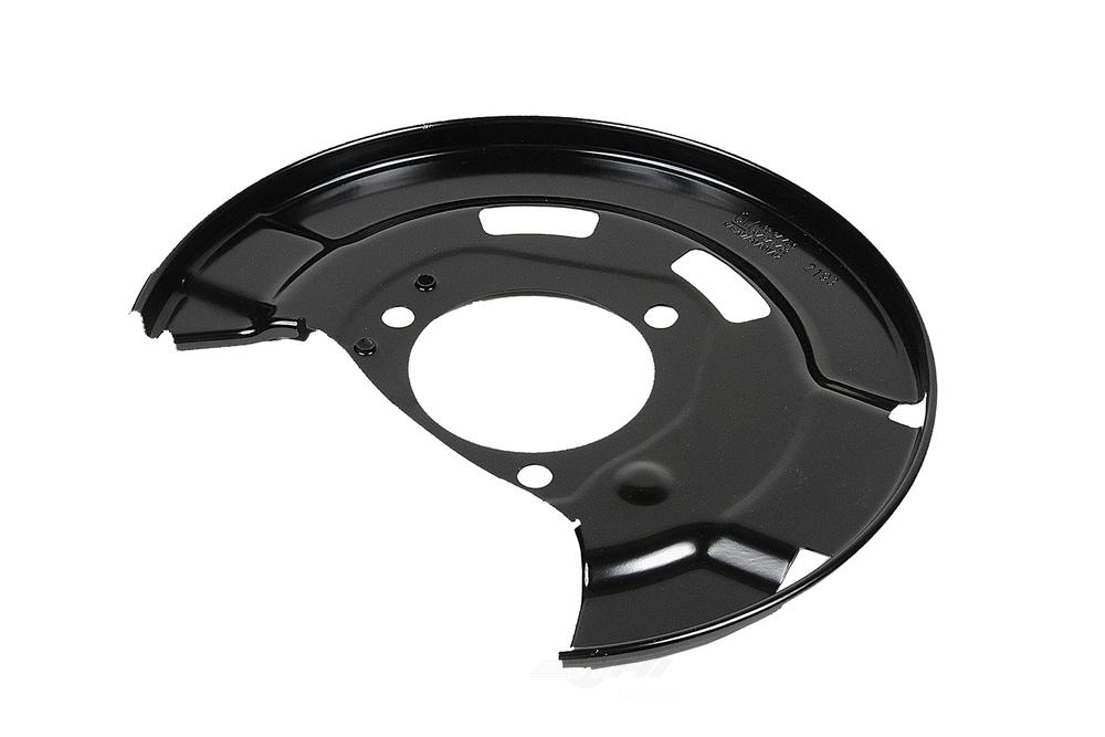ACDELCO GM ORIGINAL EQUIPMENT - Brake Dust Shield - DCB 13324456