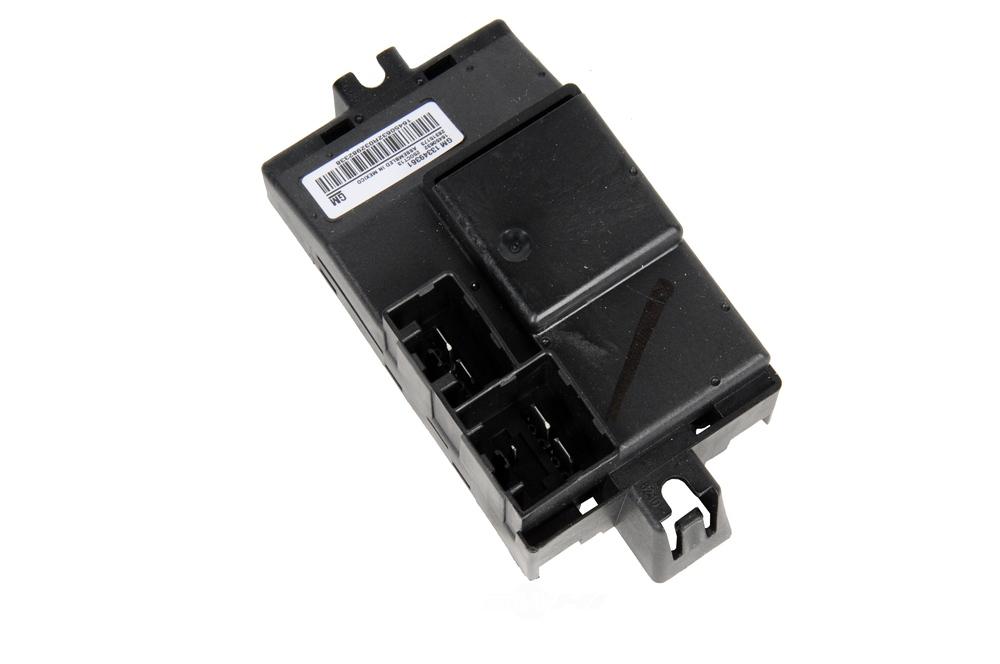ACDELCO GM ORIGINAL EQUIPMENT - HVAC Blower Motor Regulator - DCB 13349361