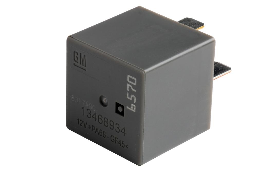 ACDELCO GM ORIGINAL EQUIPMENT - Multi Purpose Relay - DCB 13468934