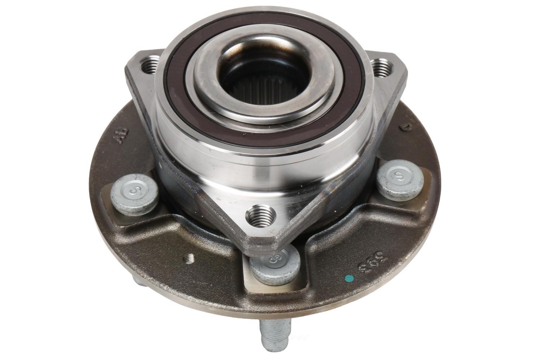ACDELCO GM ORIGINAL EQUIPMENT - Wheel Bearing and Hub Assembly - DCB FW381