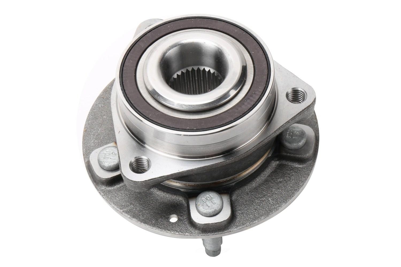 ACDELCO GM ORIGINAL EQUIPMENT - Wheel Bearing and Hub Assembly - DCB FW440