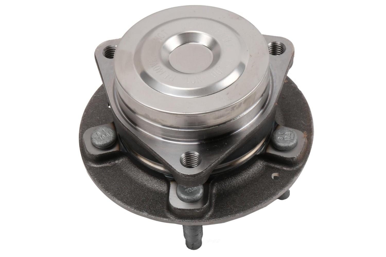 ACDELCO GM ORIGINAL EQUIPMENT - Wheel Bearing and Hub Assembly - DCB RW20-173