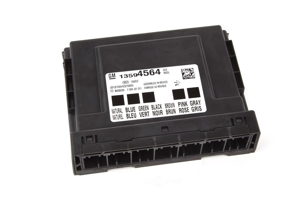 ACDELCO GM ORIGINAL EQUIPMENT - Body Control Module - DCB 13594564