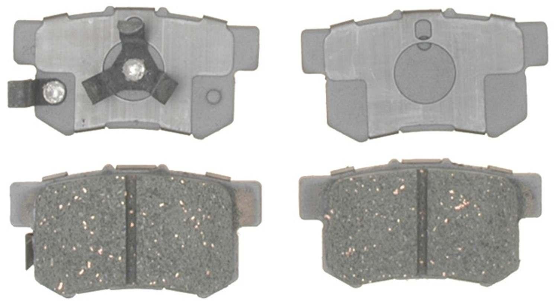ACDELCO ADVANTAGE - Ceramic Brake Pad - DCD 14D1086C