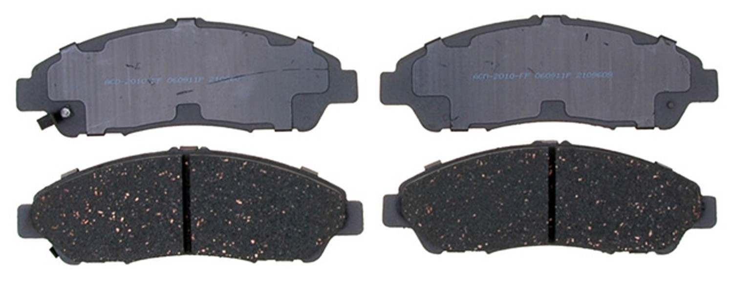 ACDELCO ADVANTAGE - Ceramic Brake Pad - DCD 14D1280C