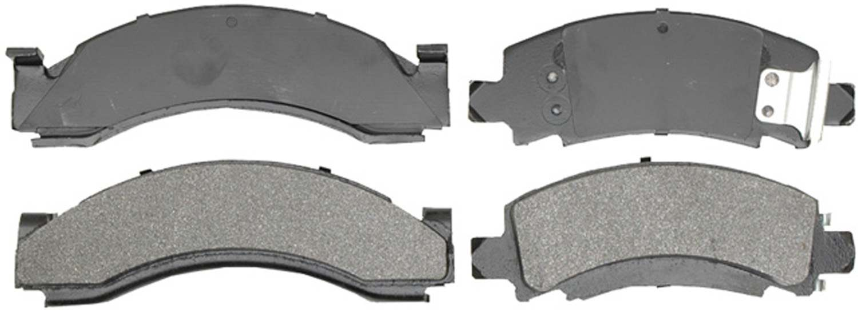 ACDELCO ADVANTAGE - Disc Brake Pad Set - DCD 14D149MX