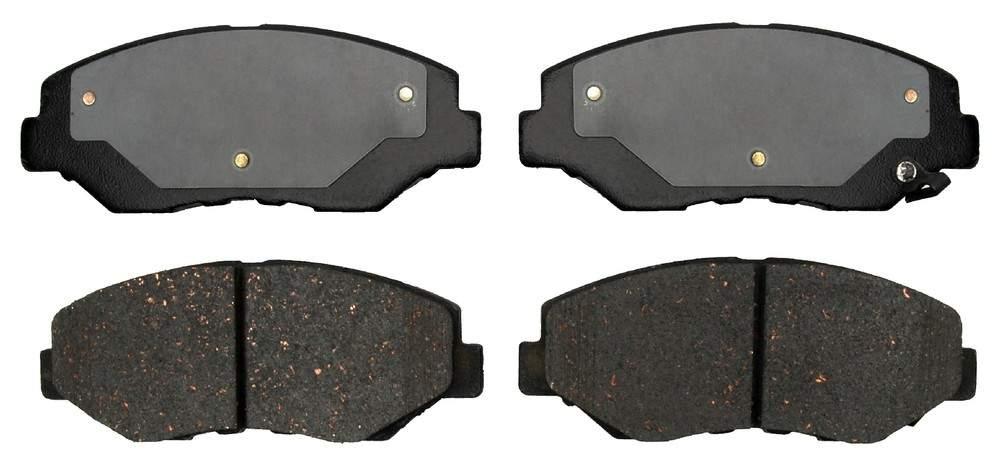 ACDELCO ADVANTAGE - Ceramic Brake Pad - DCD 14D914C