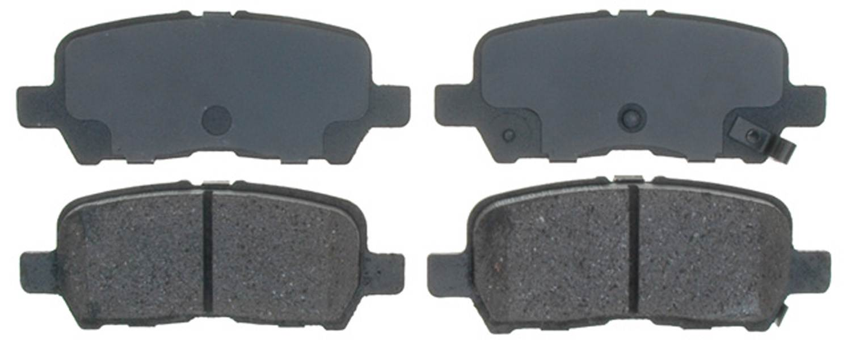 ACDELCO ADVANTAGE CANADA - Ceramic Disc Brake Pad (Rear) - DCI 14D999CH