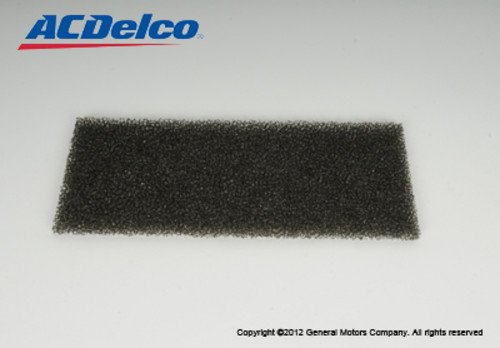 ACDELCO OE SERVICE - A/C Filter Screen - DCB 15-1754