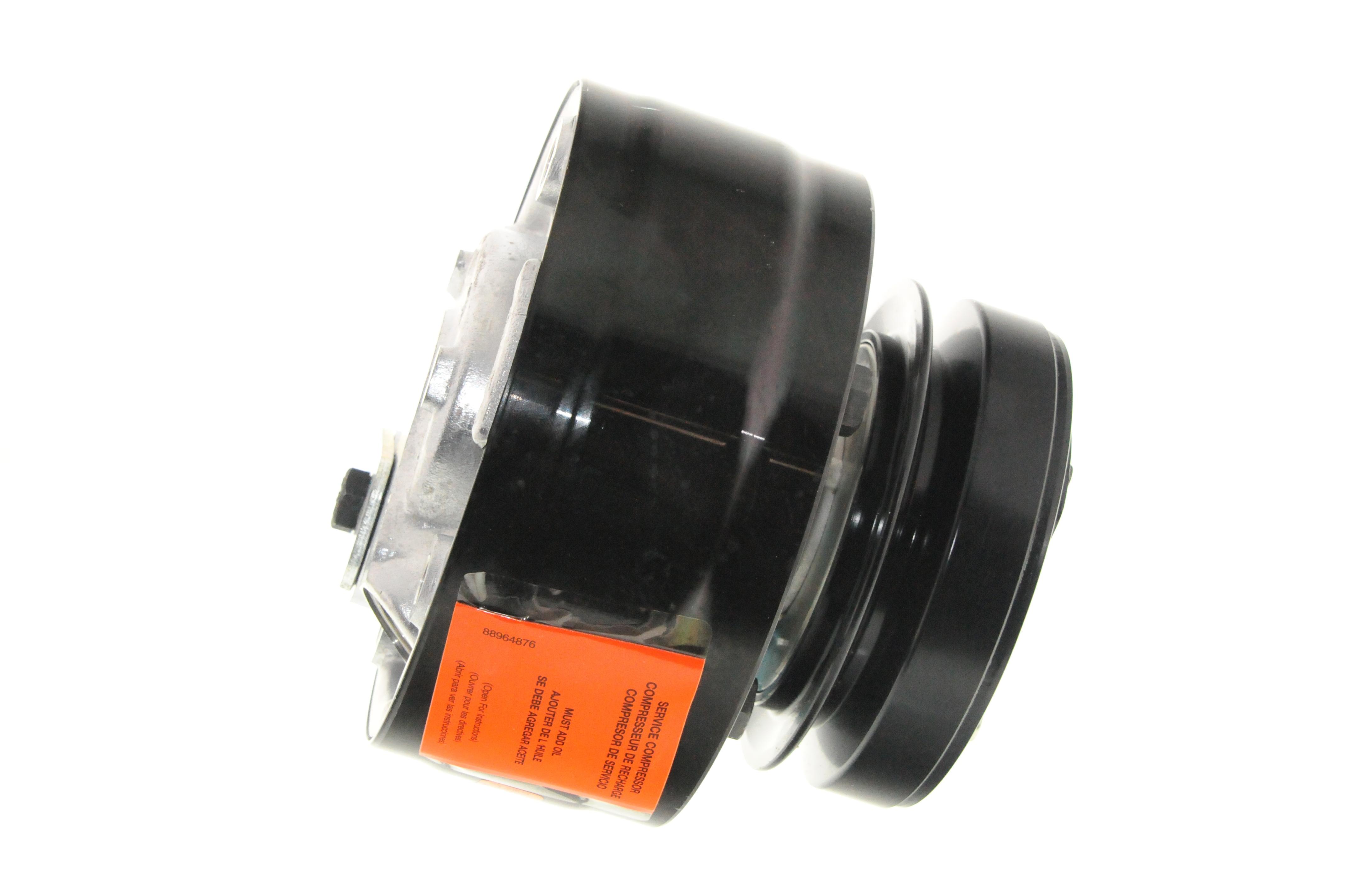 ACDELCO GM ORIGINAL EQUIPMENT - A/C Compressor and Clutch - DCB 15-20206